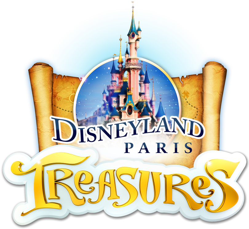Collectors' Archives Paris Treasures Disneyland Items dtsCrhQ