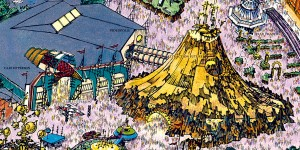 """""""Attraction Future"""" - Discovery Mountain"""