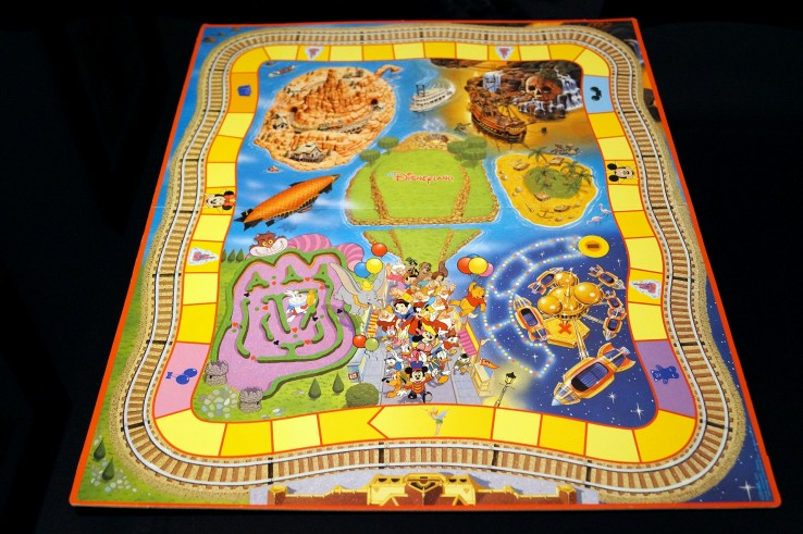 The beautiful gameboard