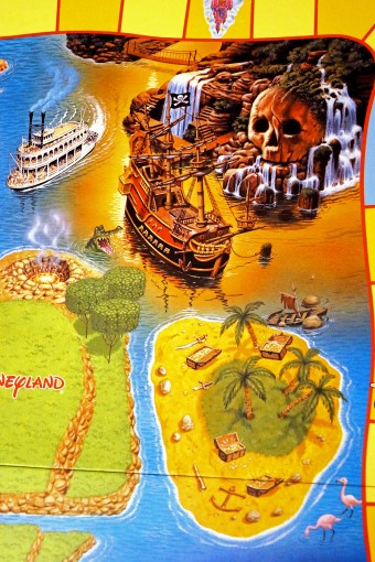 Gameboard - Adventureland