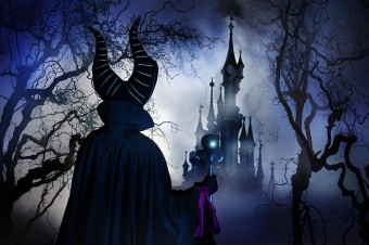 A Maleficent Halloween at Disneyland Paris