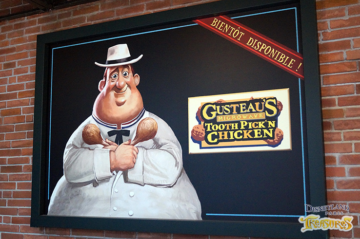 Photo Tour: Disneyland Paris Ratatouille - Disneyland