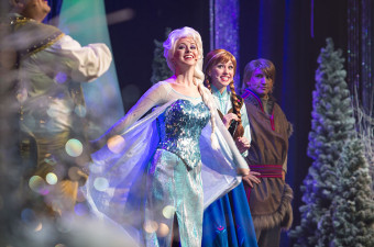 Frozen Summer Fun 2015